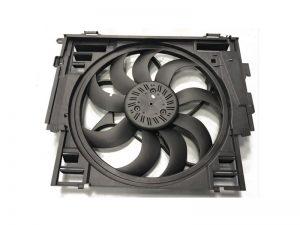 Ventiladores de refrixeración eléctrica do radiador do coche 17428509741