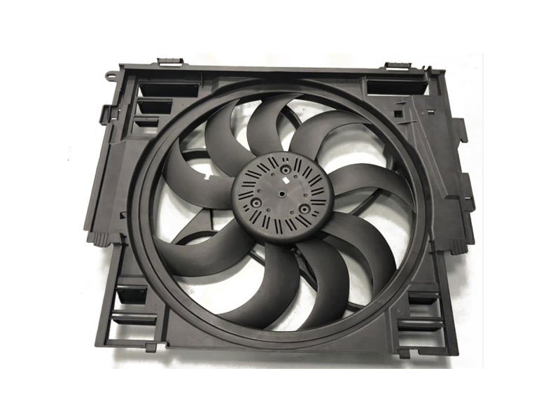 Ventiladores de refrixeración eléctrica para coches