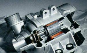 A bomba de auga electrónica de BMW ten tantas vantaxes e pode aforrar combustible